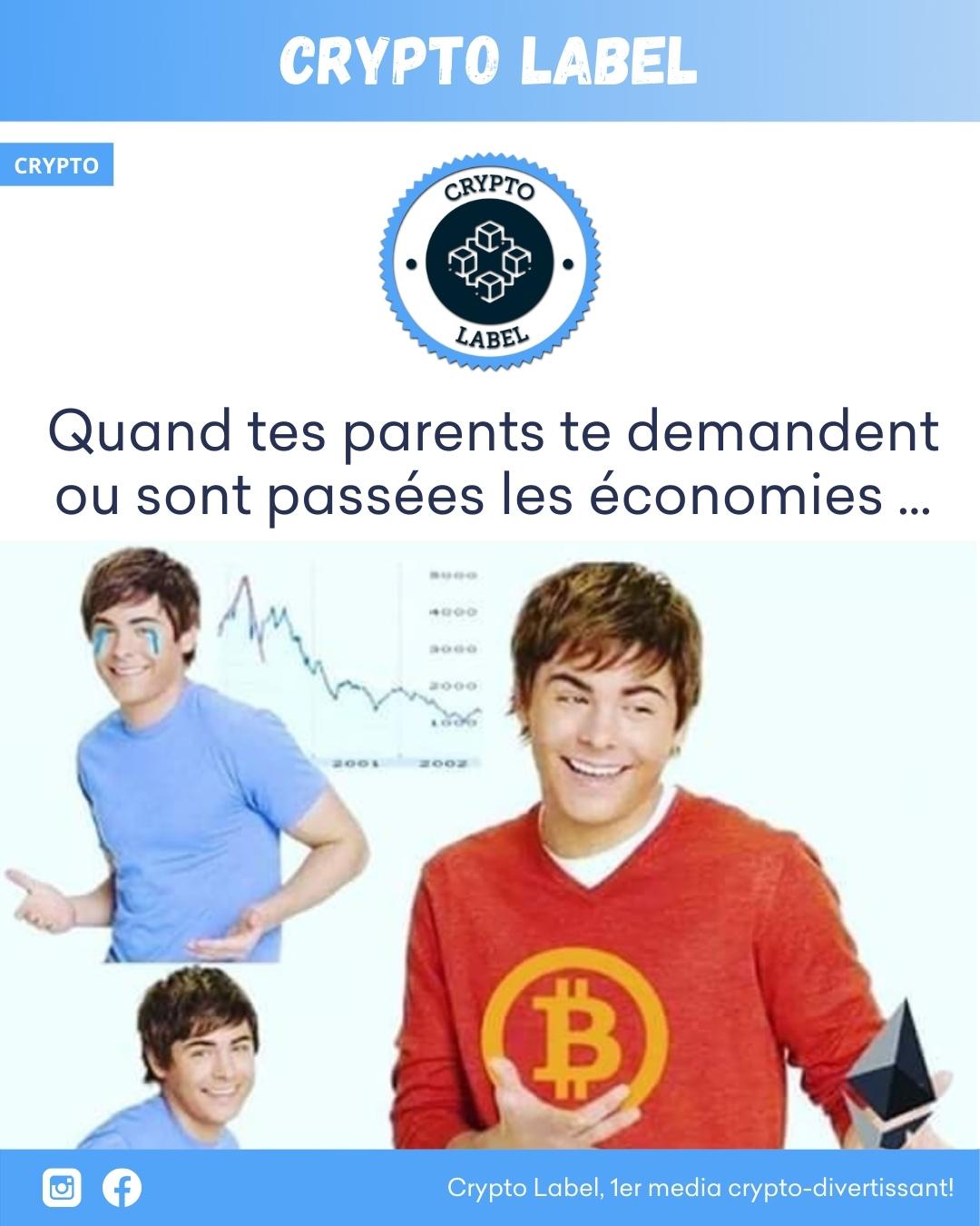 MEME Parents-crypto-label