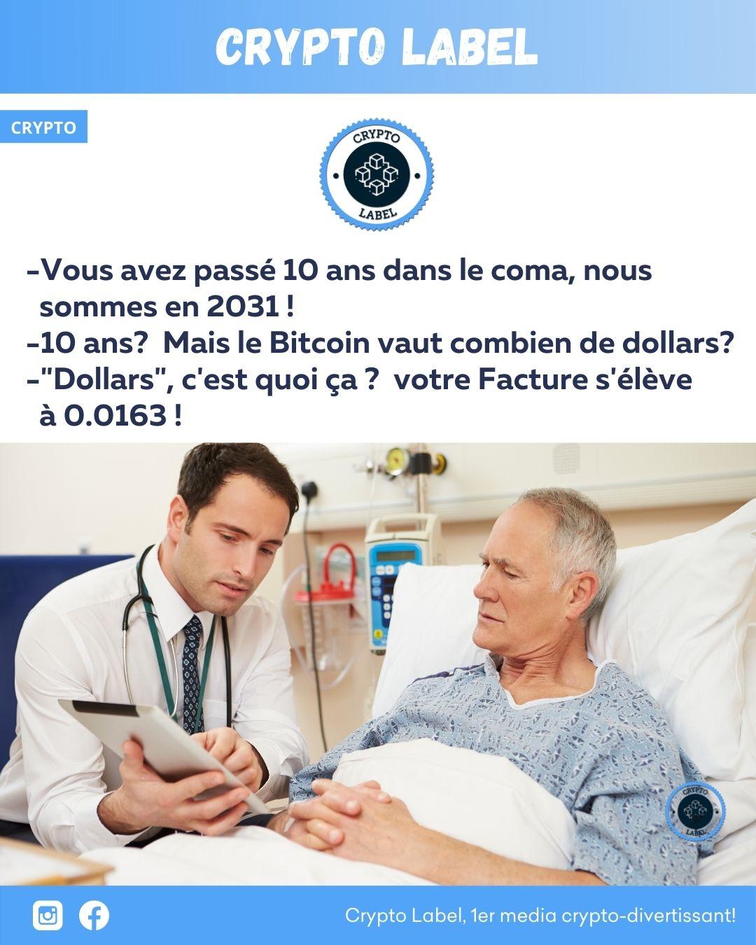 La crypto dans 10 ans