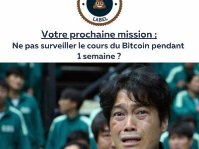Votre prochaine mission MEME -crypto-label